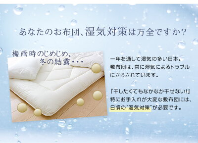通気性抜群のすのこベッド