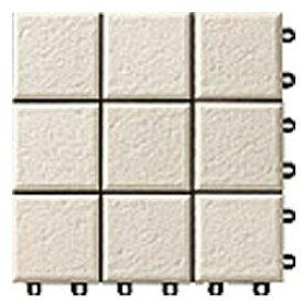 TOTO タイルユニット「バーセア」100×9枚角ユニット(10枚セット)(オフホワイト) AP10MG03UFJ
