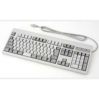 東プレ 【東プレ】 REALFORCE108UH-S 日本語108配列フルキーボード 白 静音モデル SA010S SA010S