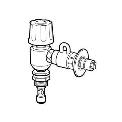 その他 食器洗い乾燥機用分岐水栓 CB-EM7【メーカー注文品】