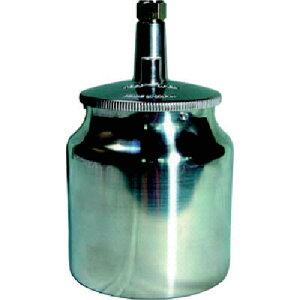 トラスコ中山 デビルビス 吸上式塗料カップアルミ製(容量700CC)G1/4 tr-3248470