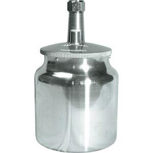 トラスコ中山 デビルビス 吸上式塗料カップアルミ製(容量700CC)G3/8 tr-3248461