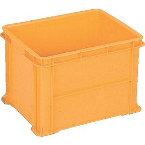 サンコー ボックス型コンテナー サンボックス#40 オレンジ tr-3424171