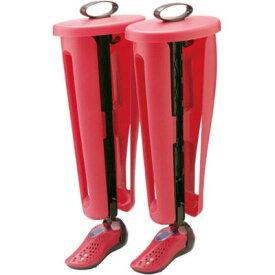 広電(KODEN) リピート式脱臭乾燥器乾爽キーパー 抗菌ブーツタイプ(ピンク) KGJ-B109P