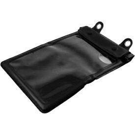ミヨシ iPad mini用防水ケ-ス トリプルジッパ-採用 防水規格IPX8取得 SWP-IP02