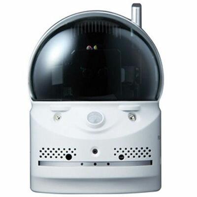ソリッドカメラ パンチルト対応100万画素IPカメラ Viewla IPC-07W
