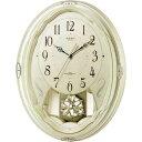 リズム時計 スモールワールドエルフ 4MN501RH03