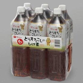 アイリスオーヤマ とうもろこしのひげ茶1500ml 6本セット(ケース販売用) CT-6C