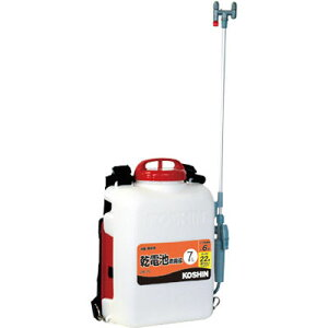 工進 乾電池式噴霧器 DK-7D