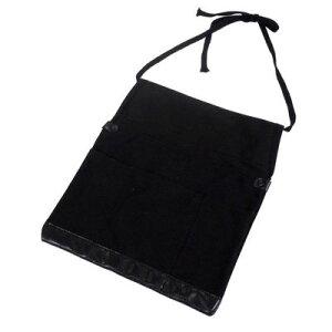 アークランドサカモト WorkMaster(ワークマスター) 黒帆布釘袋 仮枠 WM-C02 4904781084524