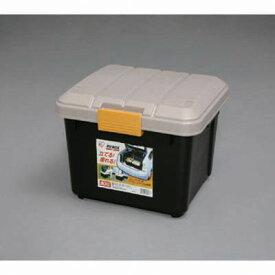 アイリスオーヤマ C)RV BOXエコロジーカラー カーキ/ブラック【6ヶセット】 4905009793587
