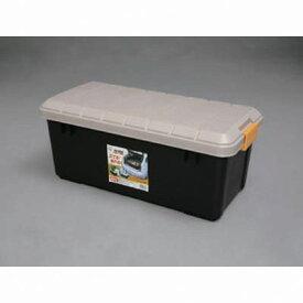 アイリスオーヤマ C)RV BOXエコロジーカラー カーキ/ブラック【4ヶセット】 4905009793600