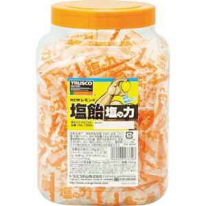 トラスコ中山 TRUSCO 【※軽税】塩飴 塩の力 750g レモン味 ボトルタイプ tr-4087356