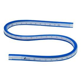 シンワ測定 シンワ測定 自在曲線定規 40cm 目盛付 74845 4960910748453