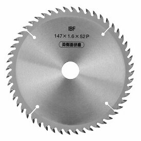 バクマ工業 IBF(バクマ) リフォーム用チップソー 147×52 4983517019870