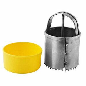石黒金属 GARDEN HELPER(ガーデンヘルパー)ステンレスマルチ穴あけカッター 60mm HC-60 4991524176219