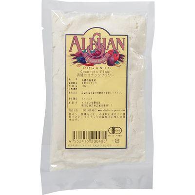 アリサン アリサン 有機ココナッツフラワー 100g E415119H