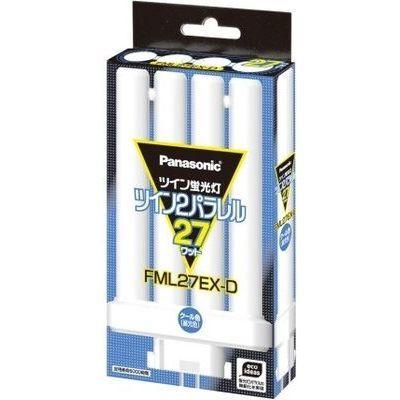 パナソニック ナシヨナル 直管形蛍光ランプ FML27EXD