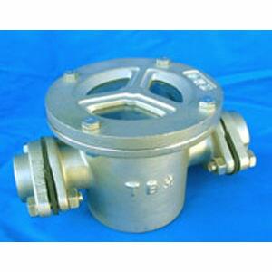 東邦工業 TB式ステンレス製砂取器20 SCF-20_