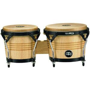 MEINL ボンゴ Artist Series LUIS CONTE Wood Bongo LC300NT-M 【国内正規品】 0840553064995