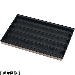 三能ジャパン アルミフランスパン天板(SN1595 5連) WTVB002