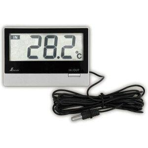シンワ測定 デジタル温度計 Smart B室内・室外 防水外部センサー 73117 4960910731172