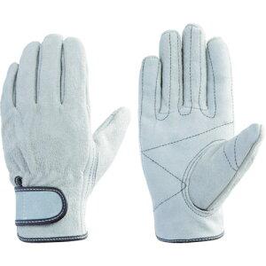 富士グローブ 牛床革手袋 TZ-330 タフゼットマジック L tr-8555176