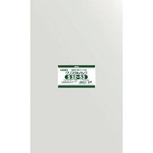トラスコ中山 HEIKO OPP袋 テープなし クリスタルパック S32-53 6748800S3253