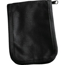 トラスコ中山 RITR 縦開きノートブック用カバー ブラック(適用サイズ:4X6) C946B
