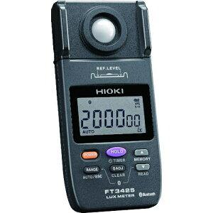 トラスコ中山 HIOKI 照度計 FT3425 書類3点付 tr-1602591