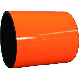 トラスコ中山 日東エルマテ 蛍光マグネットシート 100mm×1m オレンジ tr-1602722