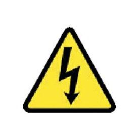 トラスコ中山 パンドウイット ISO警告ラベル ロールタイプ 感電注意 tr-8281709