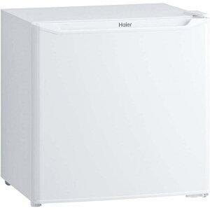 ハイアール 40L 1ドア冷蔵庫(ホワイト) JR-N40H-W【納期目安:2週間】