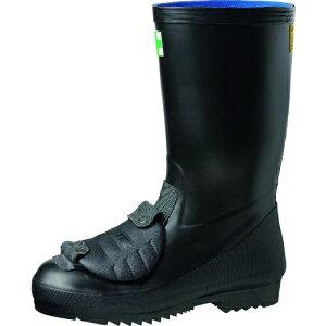トラスコ中山 ミドリ安全 甲プロ固定式 JIS安全長靴 966甲プロM2 28.0cm tr-1980068