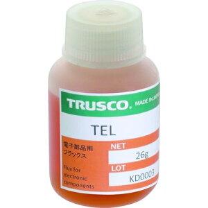 トラスコ中山 TRUSCO 電子部品用はんだフラックス 30CC tr-2075834