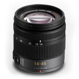 パナソニック 標準ズームレンズ 14-45mm/F3.5-5.6 ASPH./MEGA O.I.S「LUMIX G VARIO」 H-FS014045