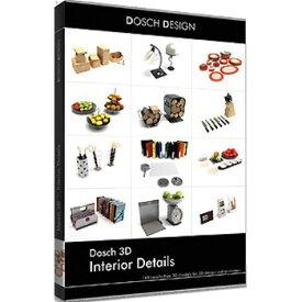DOSCH DESIGN DOSCH 3D: Interior Details D3D-IND