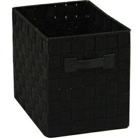 不二貿易 PPインナーバスケット TYPE-CBK (ブラック)【6個セット】 75751