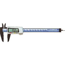 シンワ測定 シンワ デジタルノギスカーボンファイバー製150mm 19979
