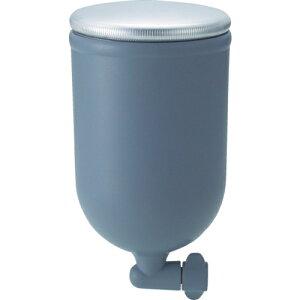 トラスコ中山 TRUSCO 塗料カップ 重力式用 容量0.4L フッ素コートタイプ tr-3372391