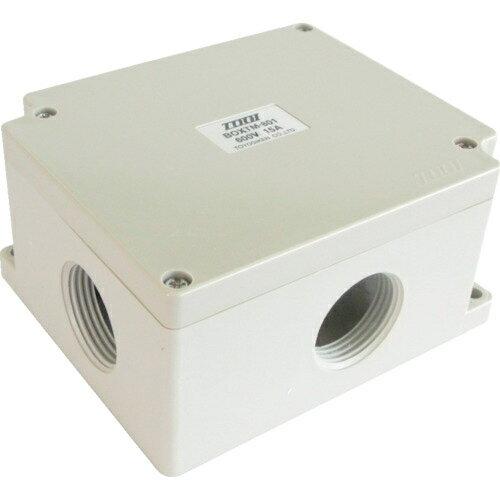 東洋技研 TOGI 中継ボックス BOXTM-801