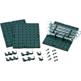 京都機械工具 KTC レンチラック(スパナ/めがねレンチ/コンビネーションレンチ用) TEH1SM