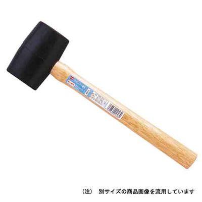 オーエッチ工業 ゴムハンマー(黒) 大 GH-L 1・1/2 4963360216046