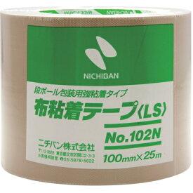 ニチバン ニチバン 布粘着テープ102N100ミ 102N7-100