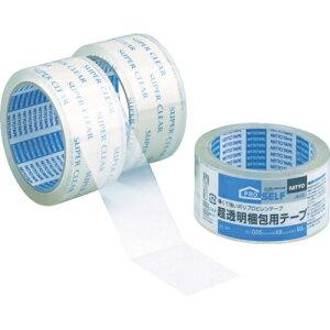 ニトムズ 超透明梱包テープ tr-3914917
