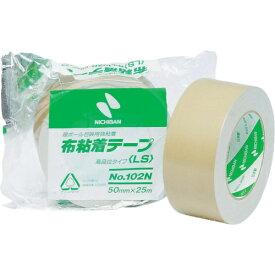 ニチバン ニチバン 布粘着テープ102N25ミリ 102N7-25