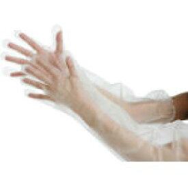 ショーワグローブ ショーワポリエチロング手袋860 M(1箱30枚入) STB15【納期目安:1週間】