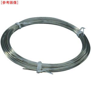 トラスコ中山 TRUSCO ステンレス針金 小巻タイプ 0.55mmX7m TSWS-055