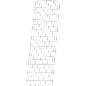 トラスコ中山 TRUSCO スチール製メッシュラック用バックネット 1700X539 tr-2566435