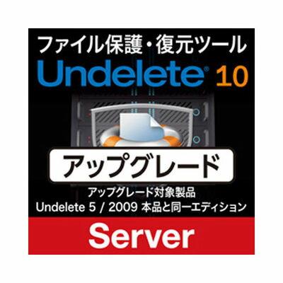 相栄電器 Undelete 10J Server アップグレード SE501EV